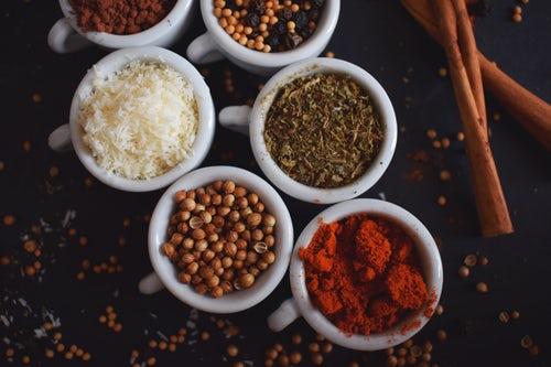 Astuce : ajoutez des épices à vos légumes