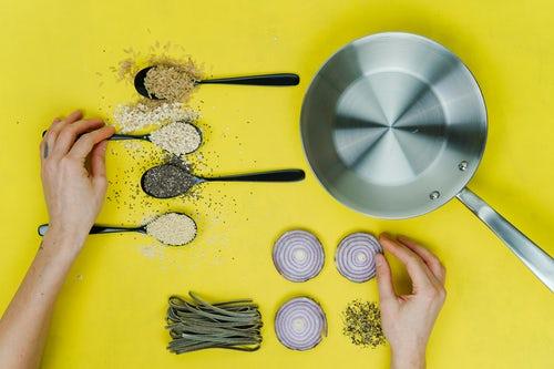Les ustensiles obligatoires en cuisine